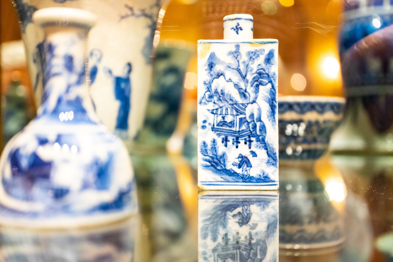 Ceramic Painting Workshop - Hosted by the Frick PittsburghExplore the imagery and symbolism of Chinese porcelain through a new permanent collection installation, then paint your own piece of decorative art to take home! Receive a personal tour of the Frick's Chinese Porcelain installation from Dawn Brean, the Frick's Associate Curator of Decorative Arts, then take part in a hand-on ceramics painting workshop.The evening will be led by Alison Zapata and Sara Tang, two of Pittsburgh's most dynamic artists, helping us to have a great time as we tap into our creativity! Materials and light refreshments will be provided. Advance registration and pre-payment required. No experience required, just curiosity!