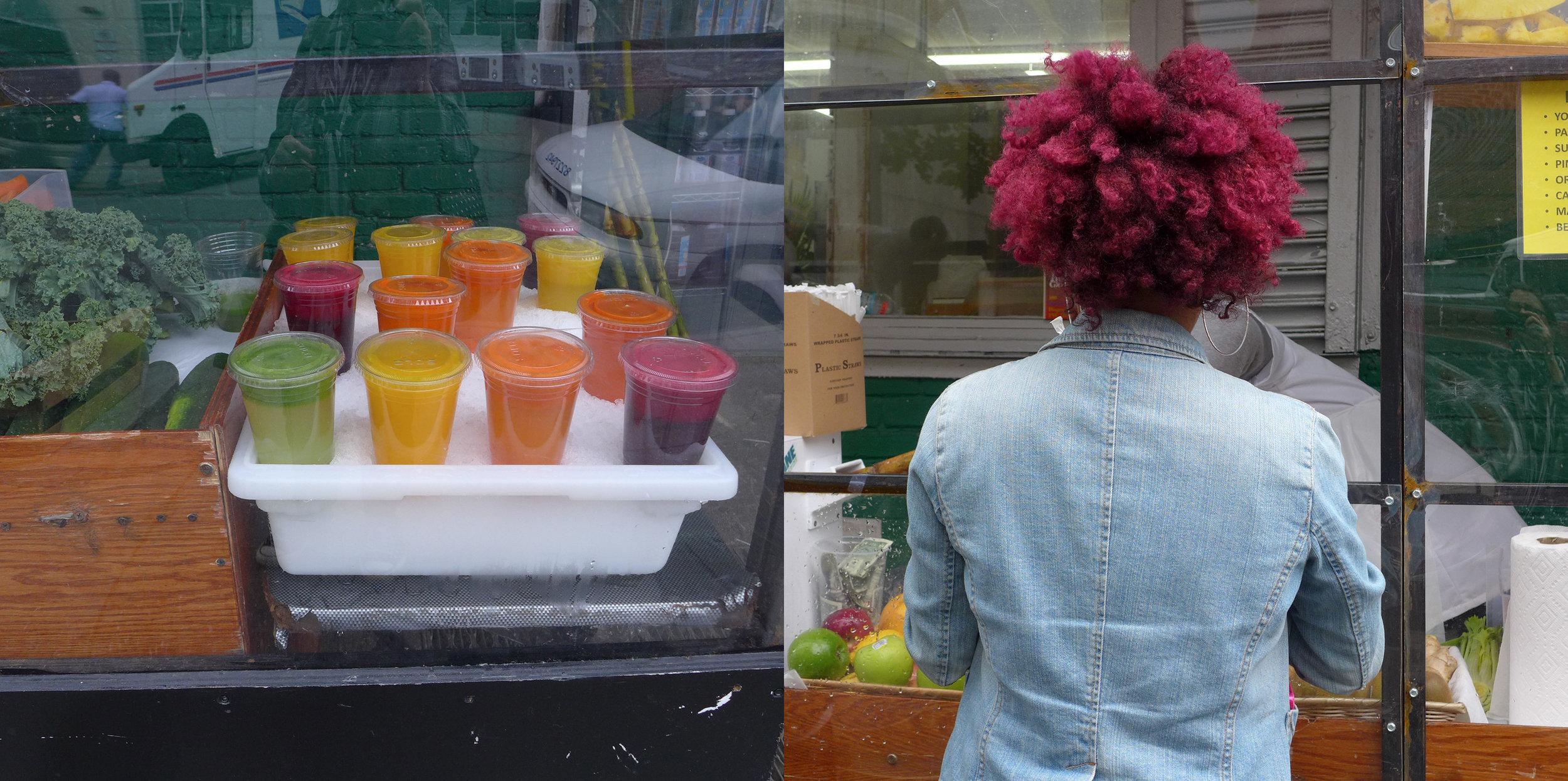 Juice & Red Hair