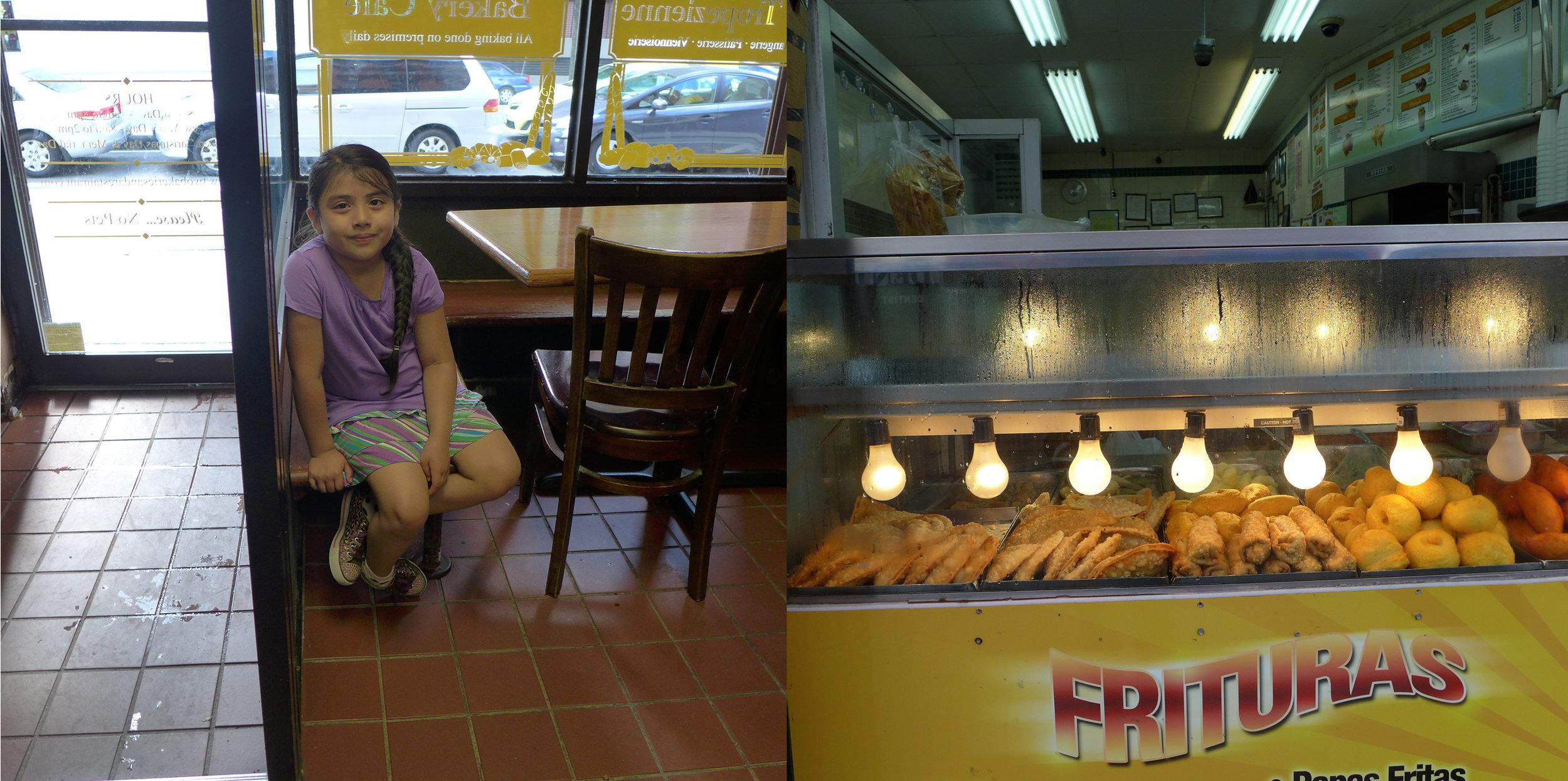 Bakery Girl & Frituras
