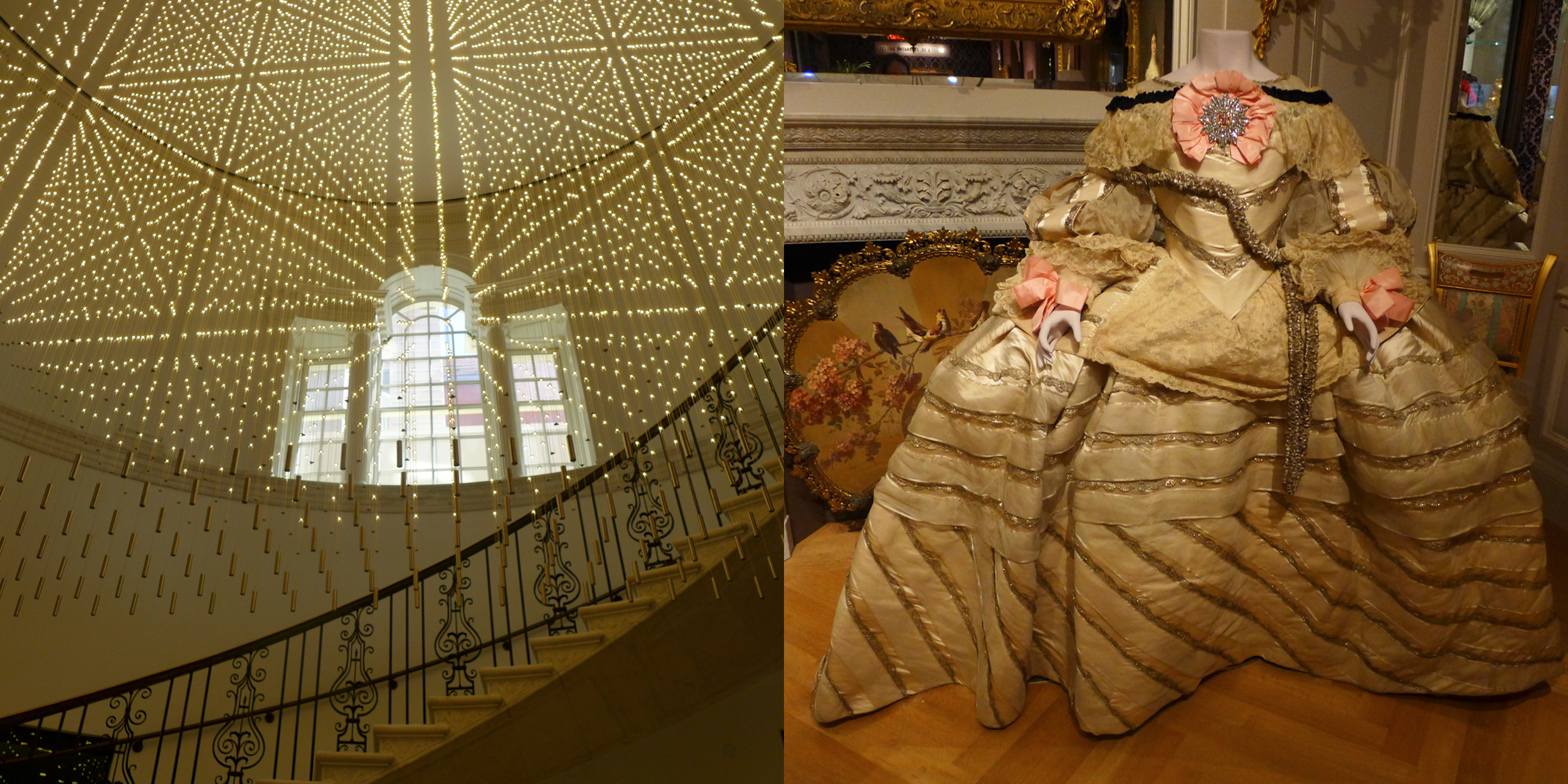 MCNY Stairs/Museum Dress