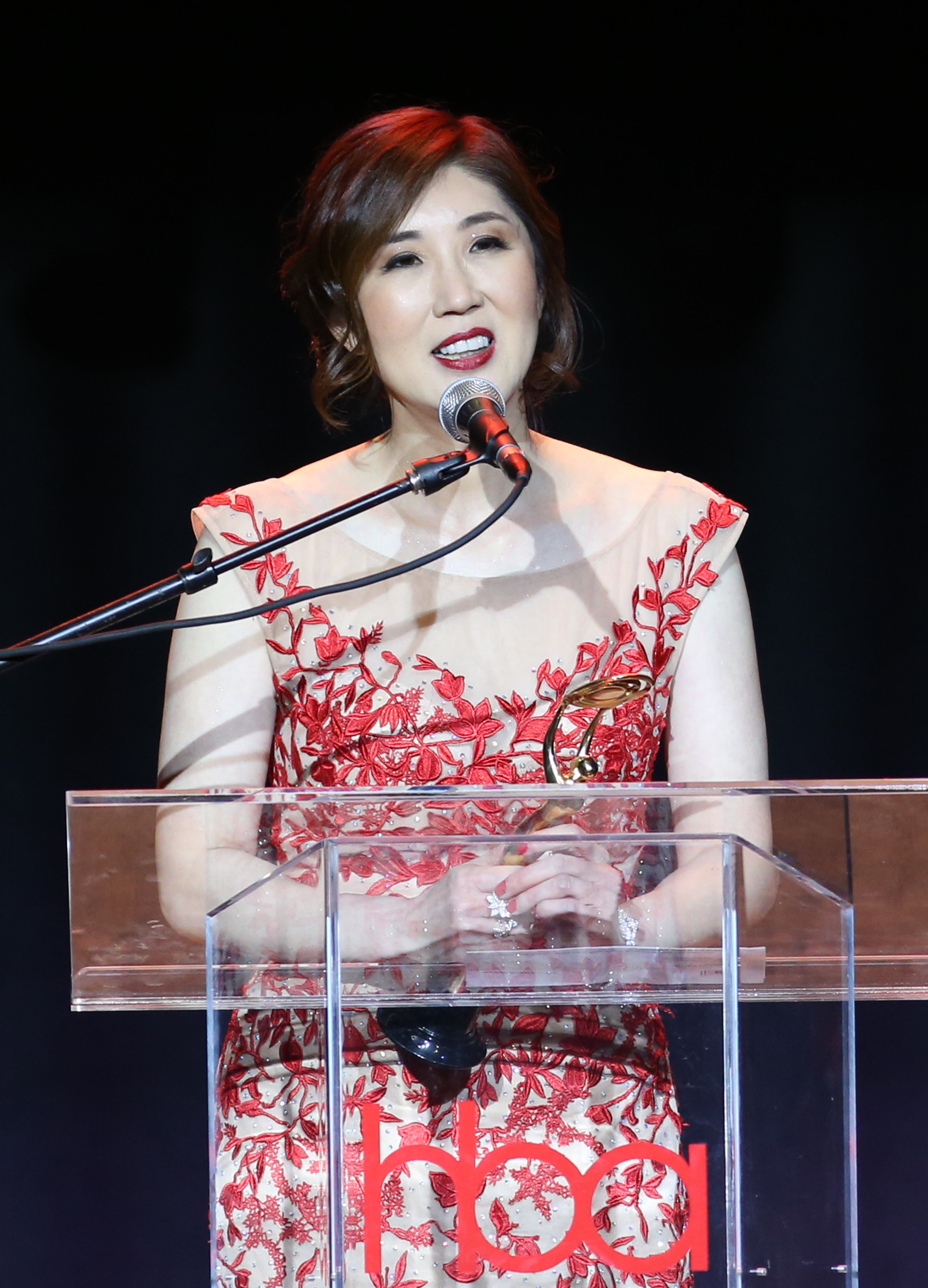 Christine Ko Hollywood Beauty Awards | MOIRA Cosmetics
