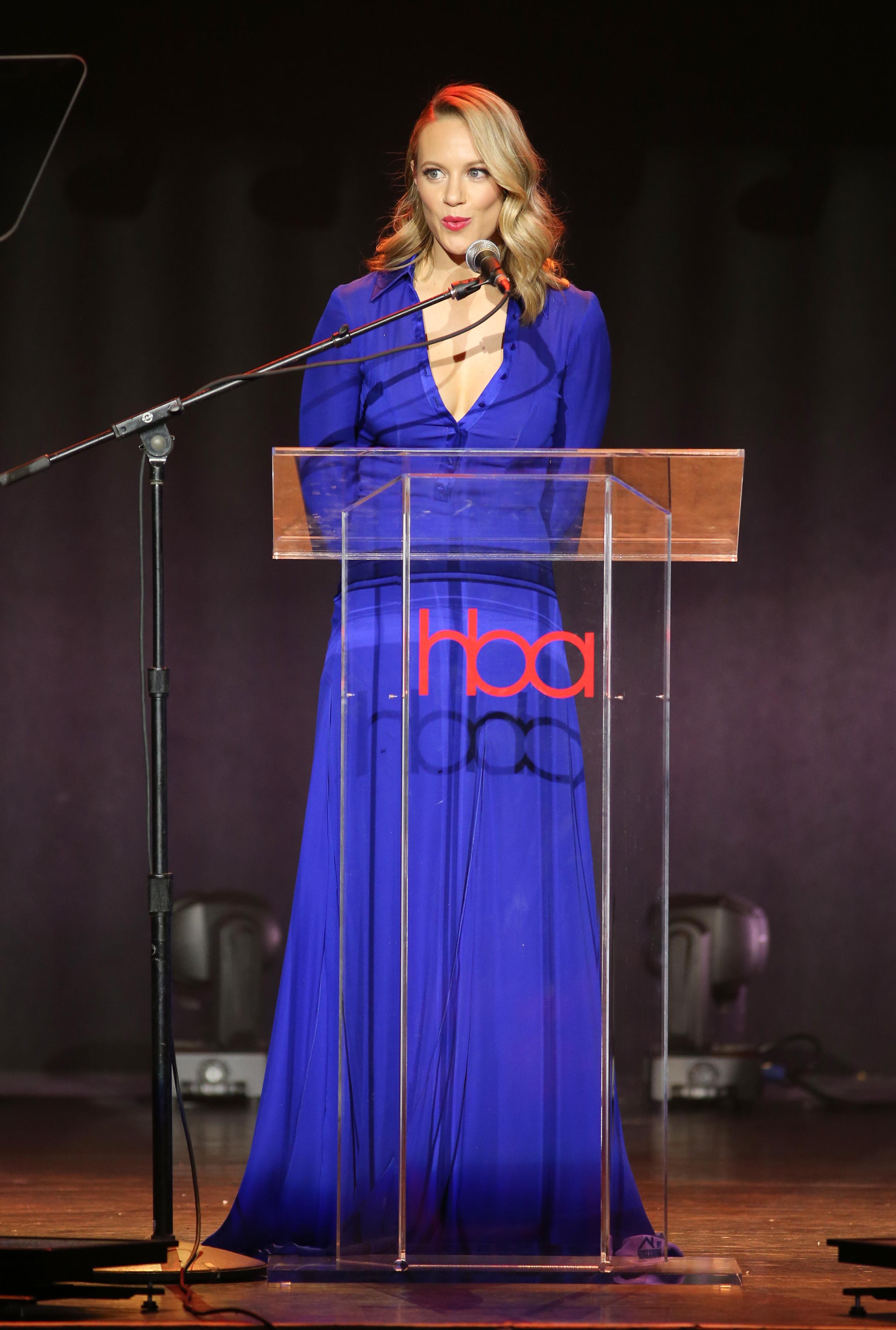 Danielle Savre | 2018 Hollywood Beauty Awards