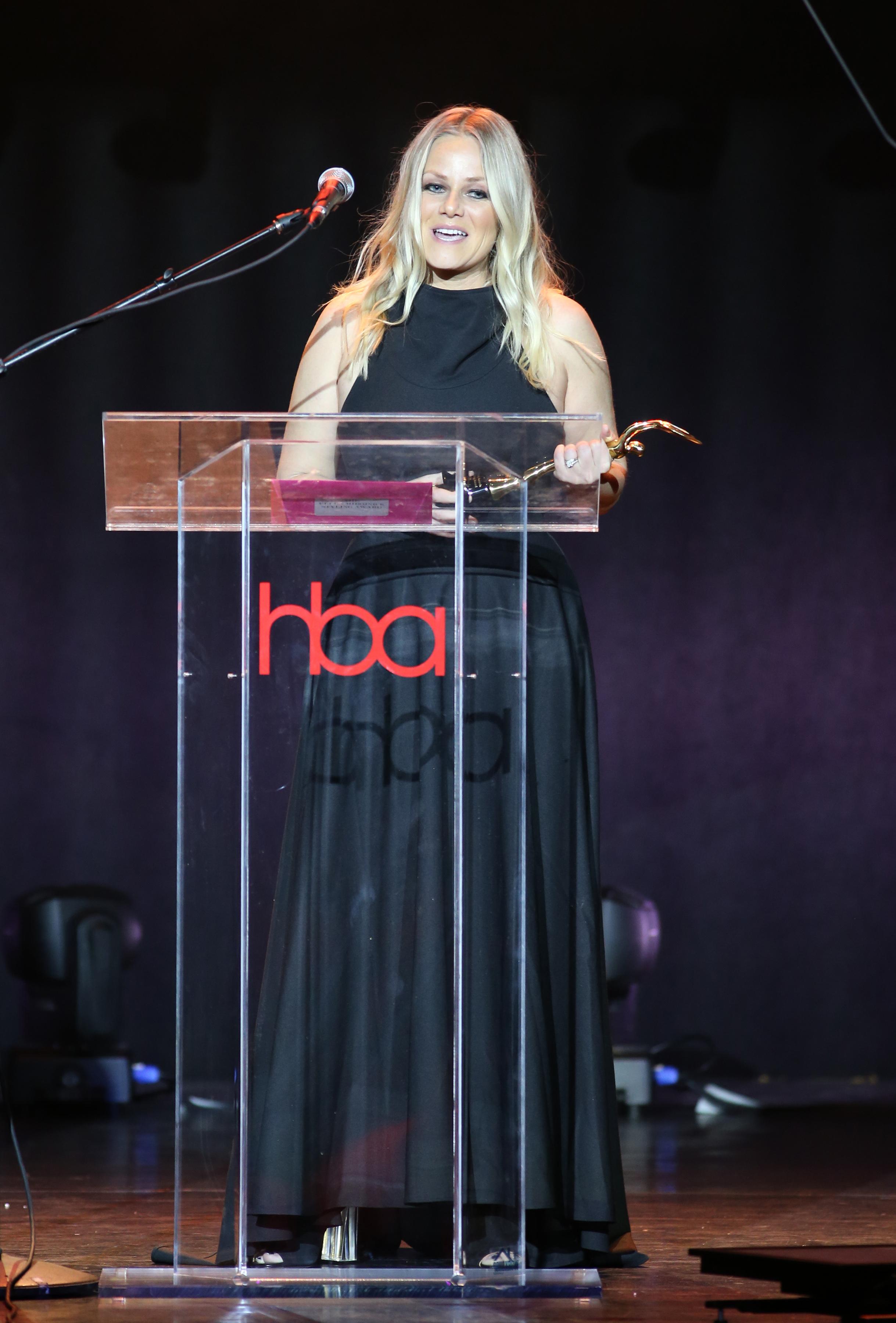 Marina Toybina | Feb 25, 2018, Hollywood Beauty Awards held at the Avalon