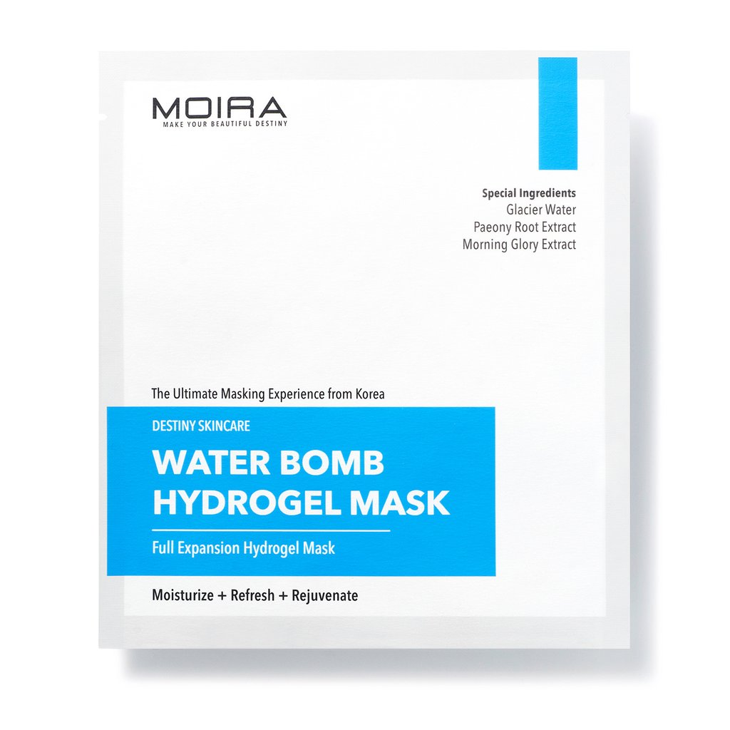 Water Bomb Hydrogel Mask