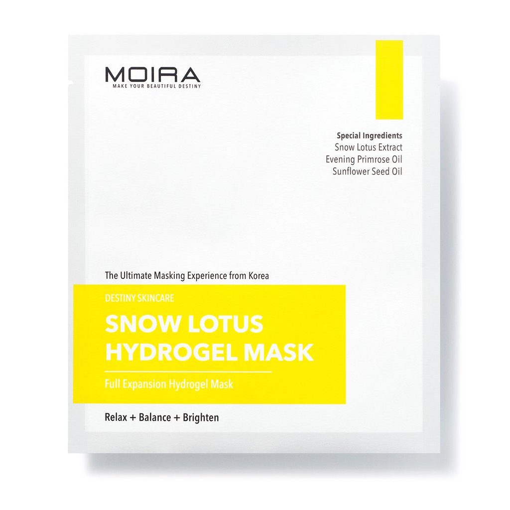 Snow Lotus Hydrogel Mask