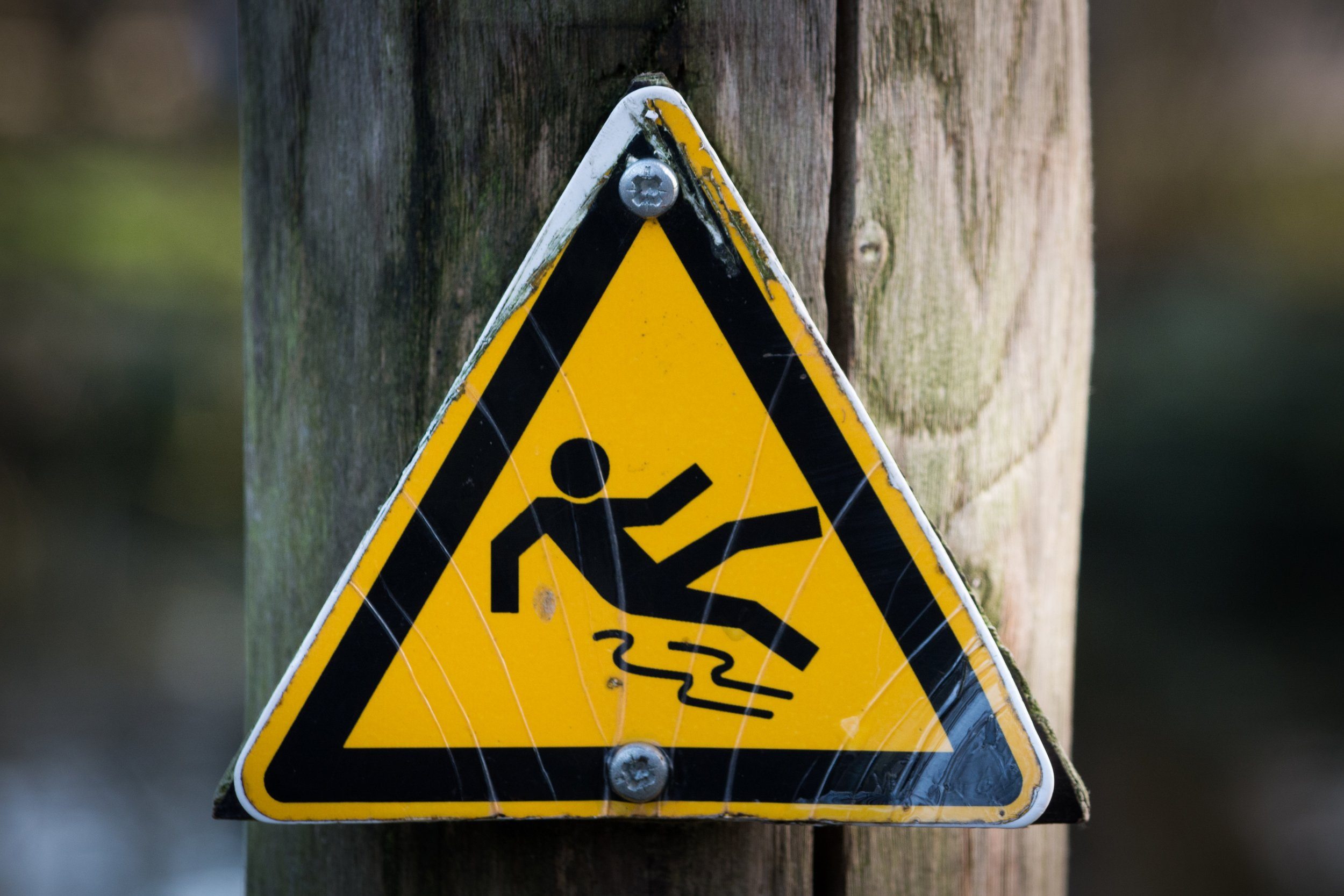 Report an Accident, Incident, Hazard or Repair