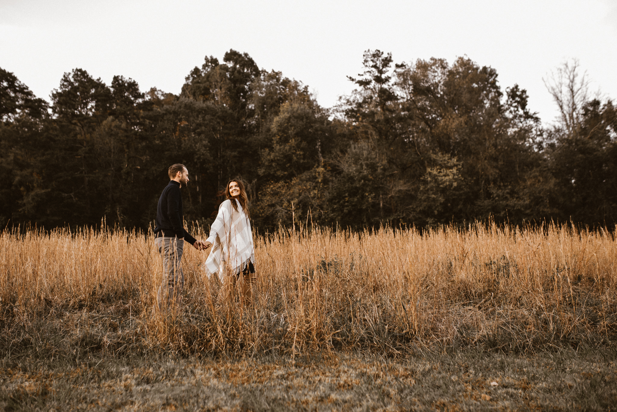 Brianna Lynn Photography Engagement Hickory Valley Farms