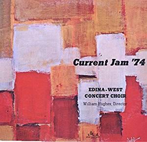 Current Jam album cover, 1974