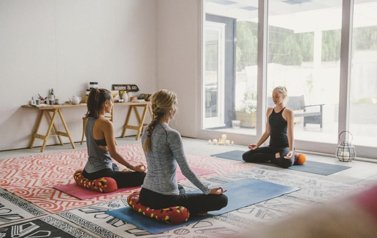We believe in bringing awareness and balance to the mind and body by practising yoga, meditation and choosing natural foods and products to nourish and heal the soul.