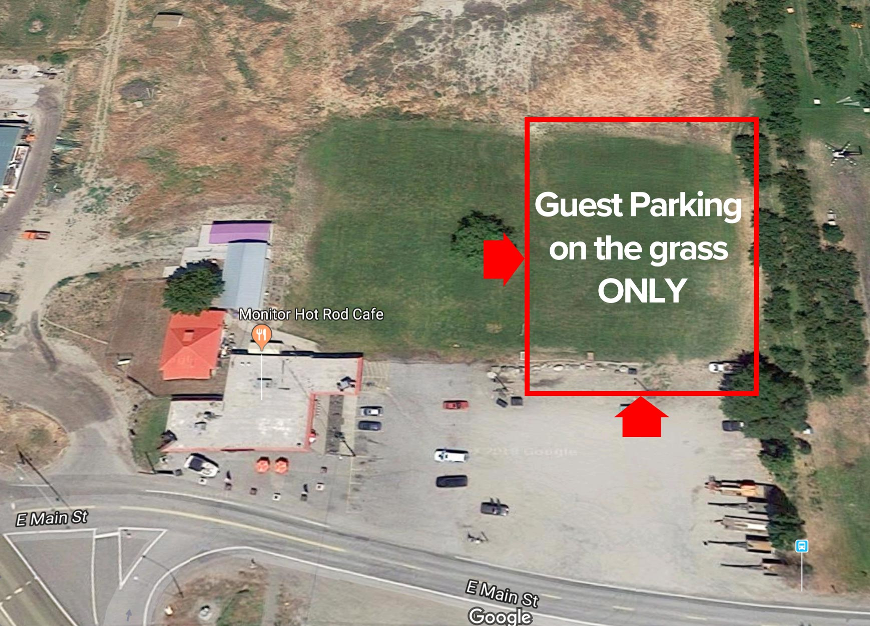 Guest-Parking