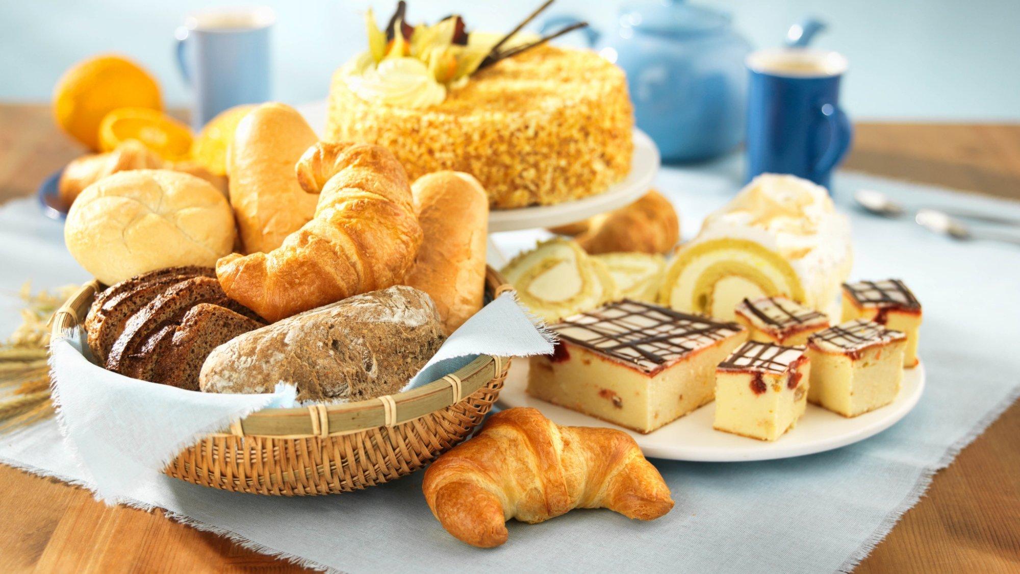 pastries -