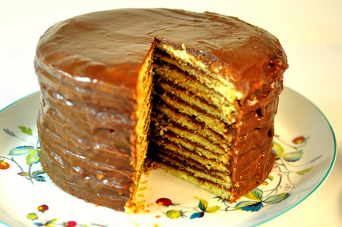 Little Layer Cake