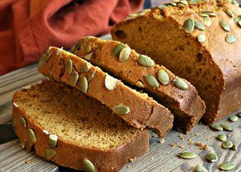 quick breads -