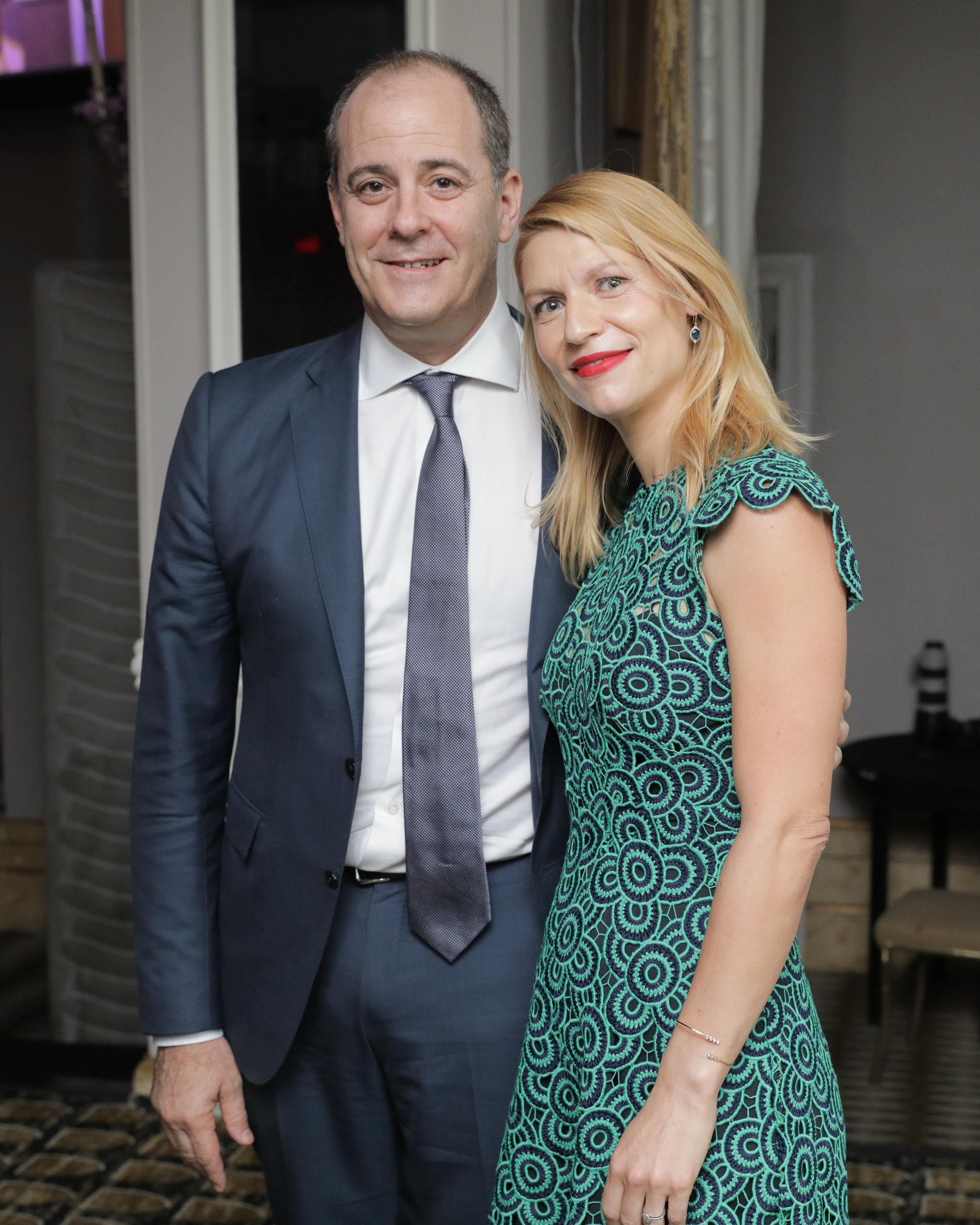 David Nevins, Claire Danes