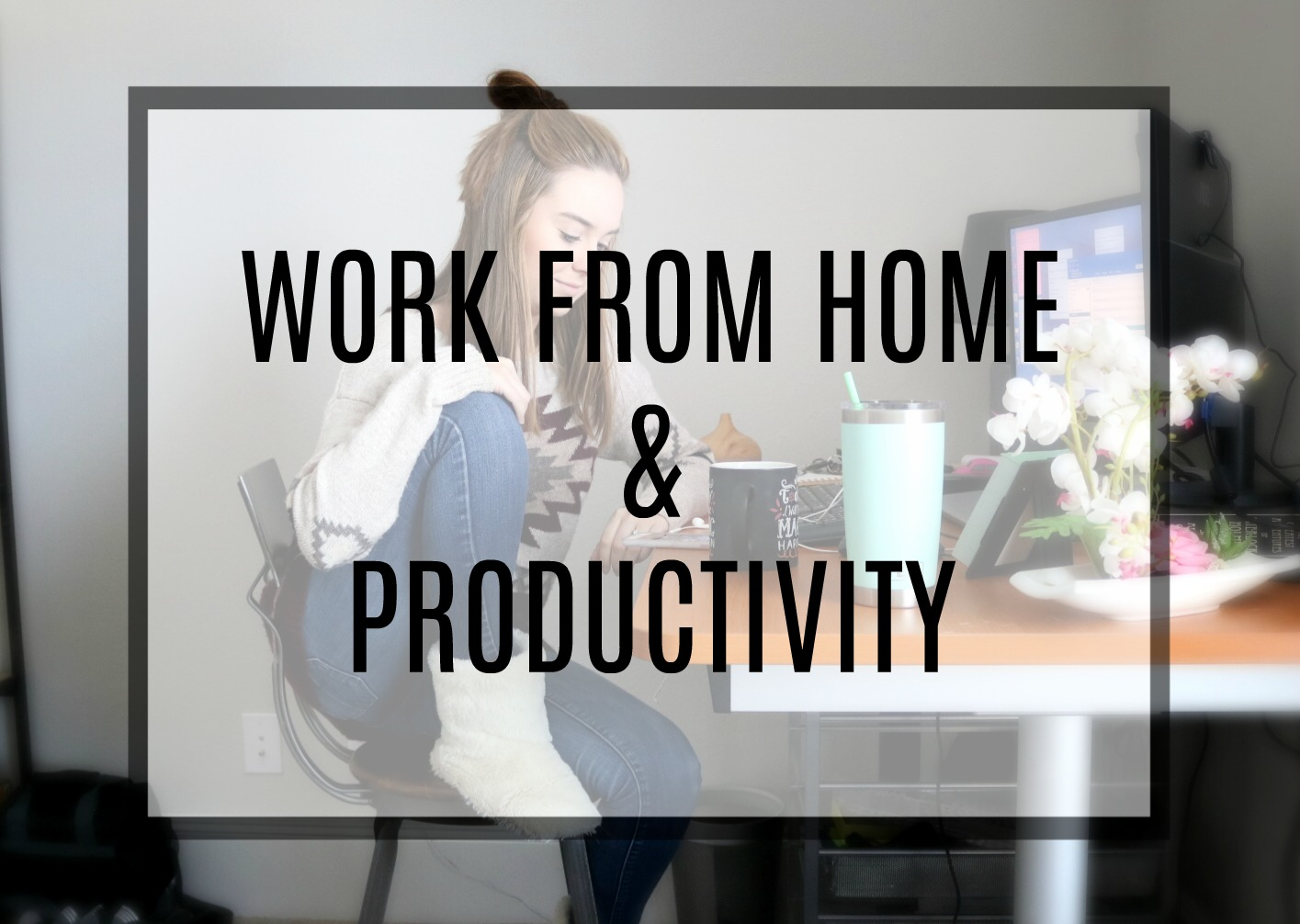 Productivity and Working From Home
