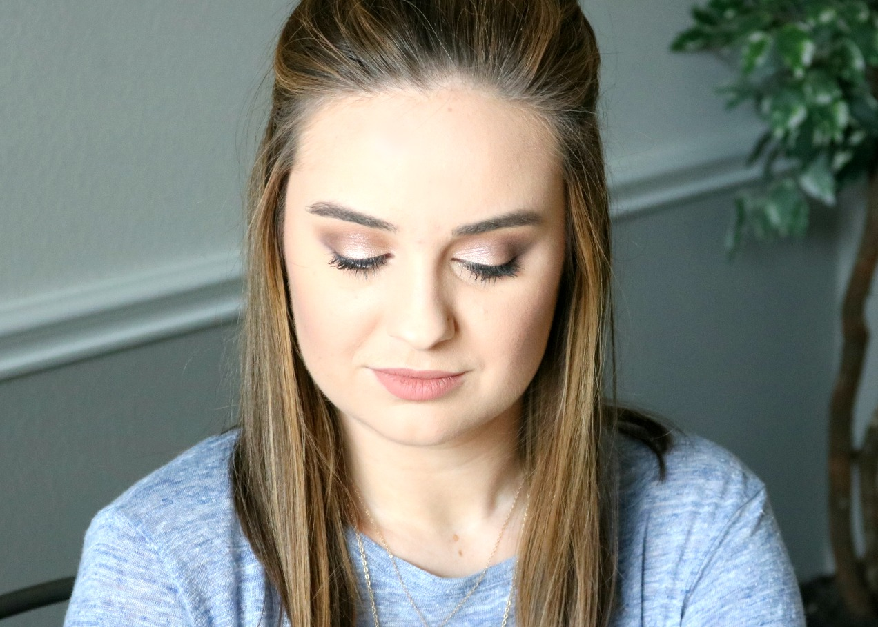 Urban Decay Eyeshadow Look