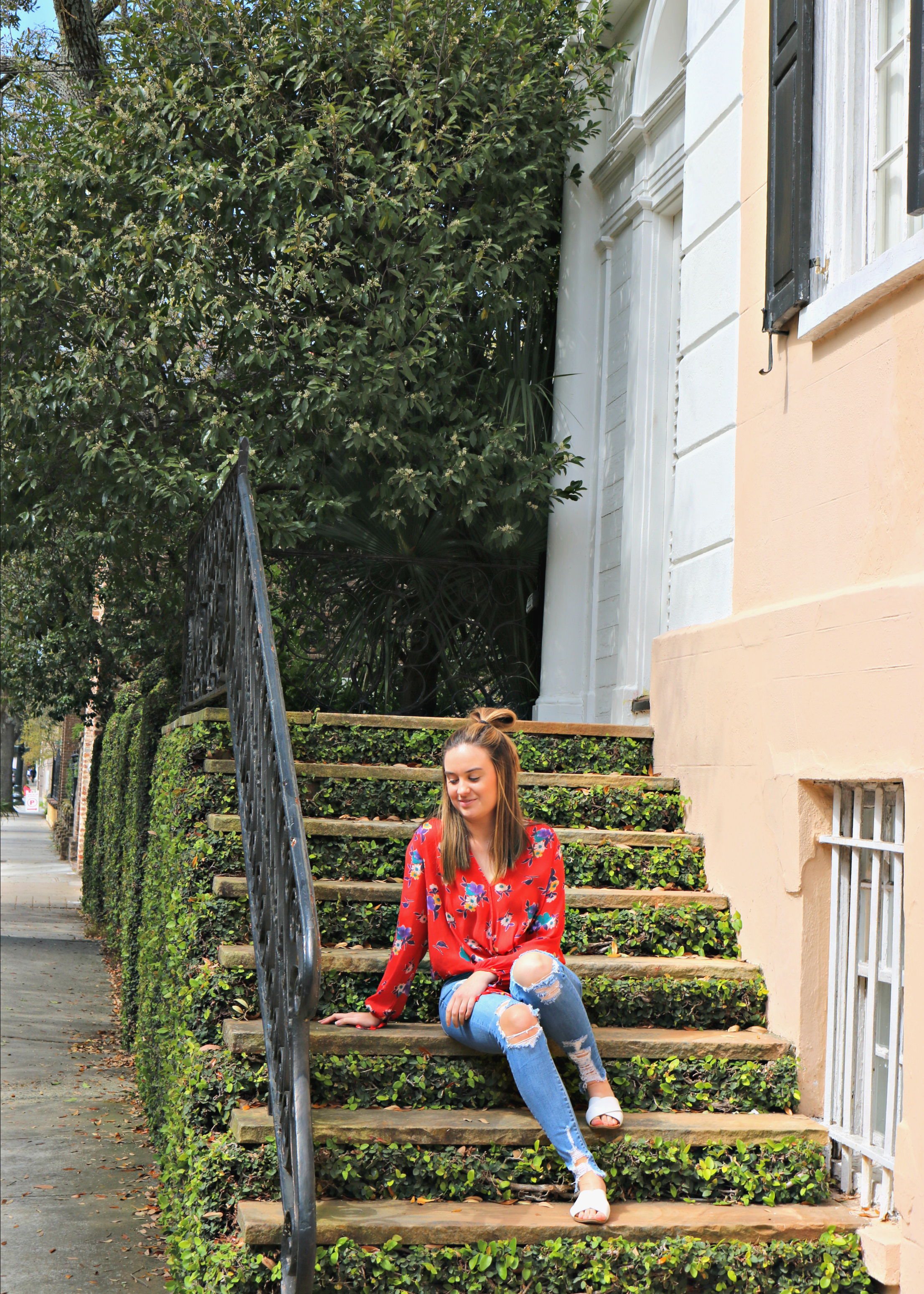 Charleston, SC Casual Everyday Outfit 2