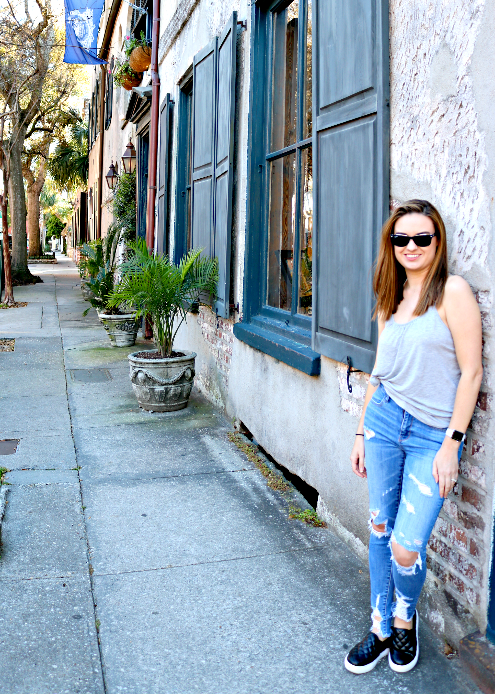 Charleston SC Casual Outfit