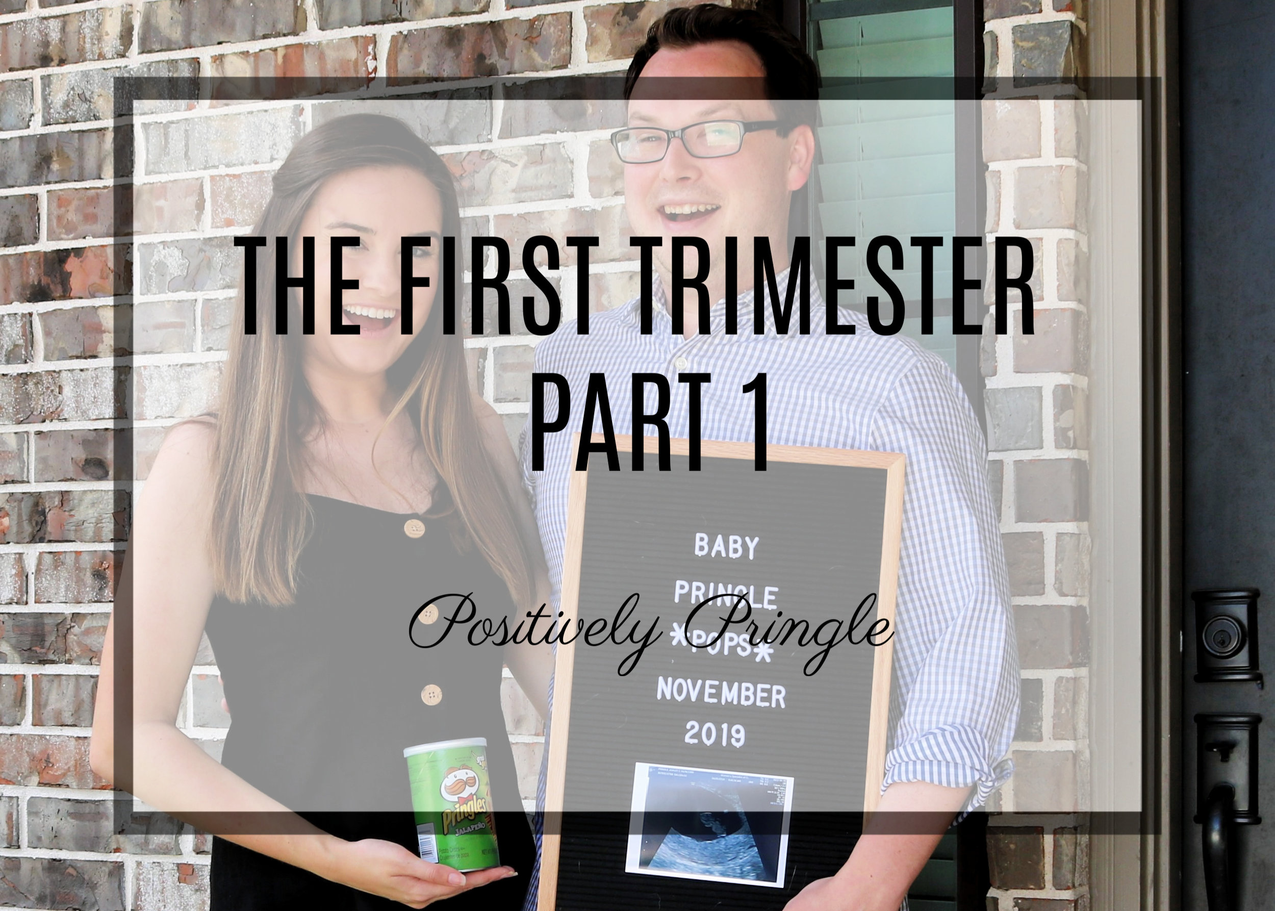 positvely pringle first trimester update