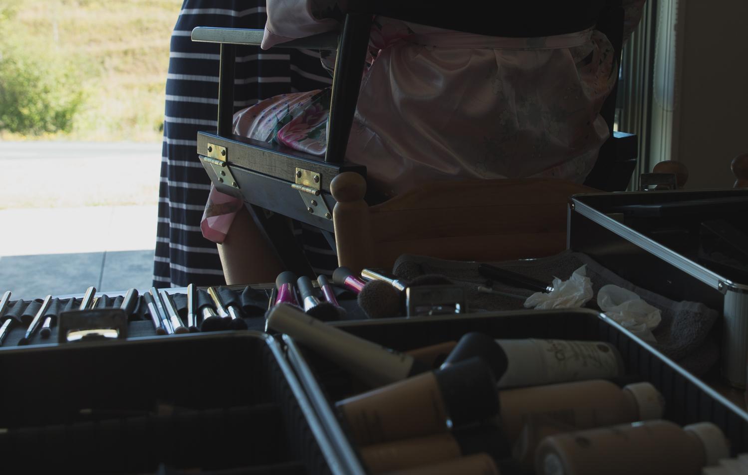 make up artist kit