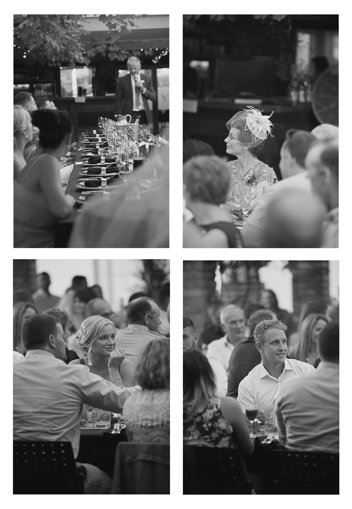 reception speeches