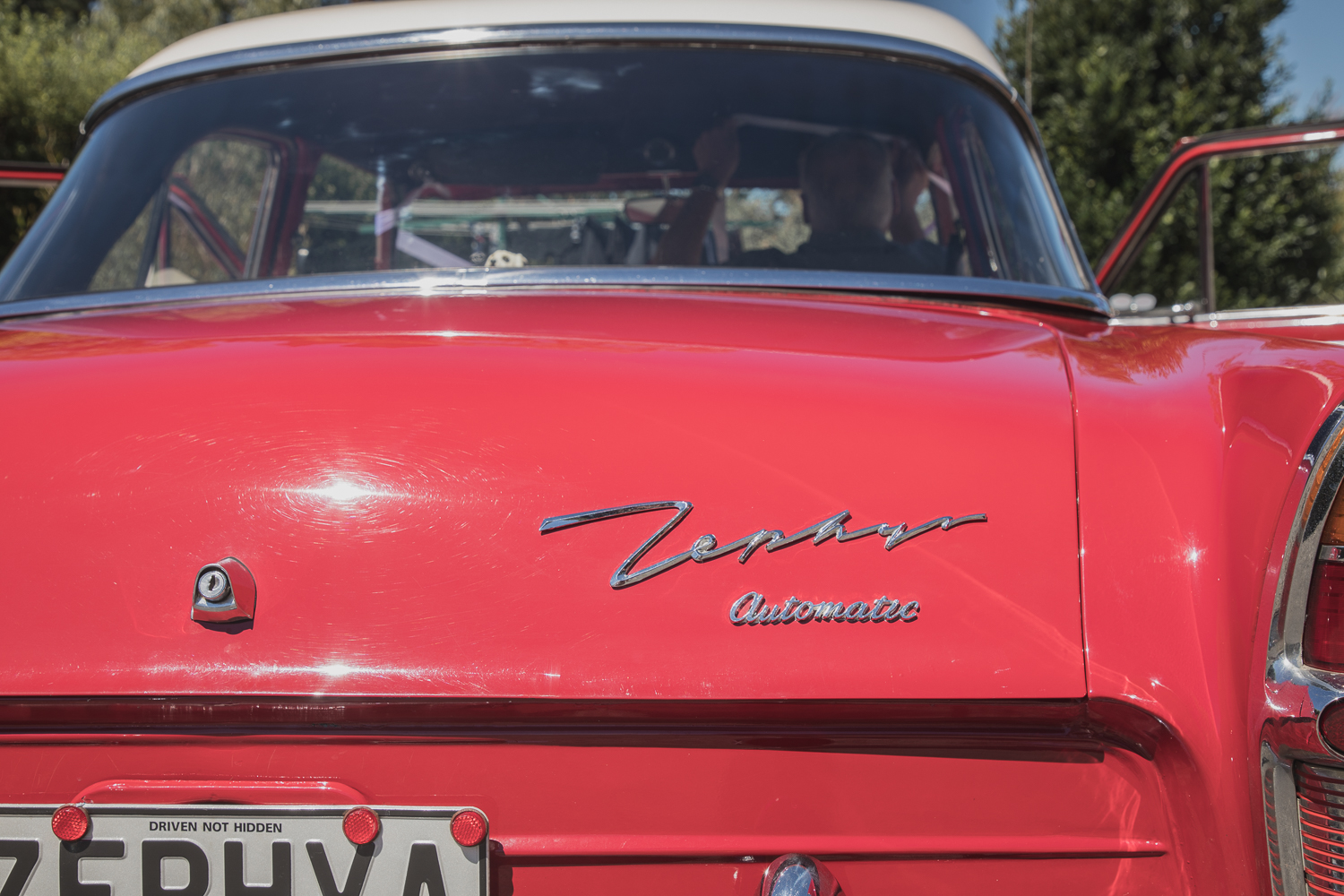 wedding car zephyr