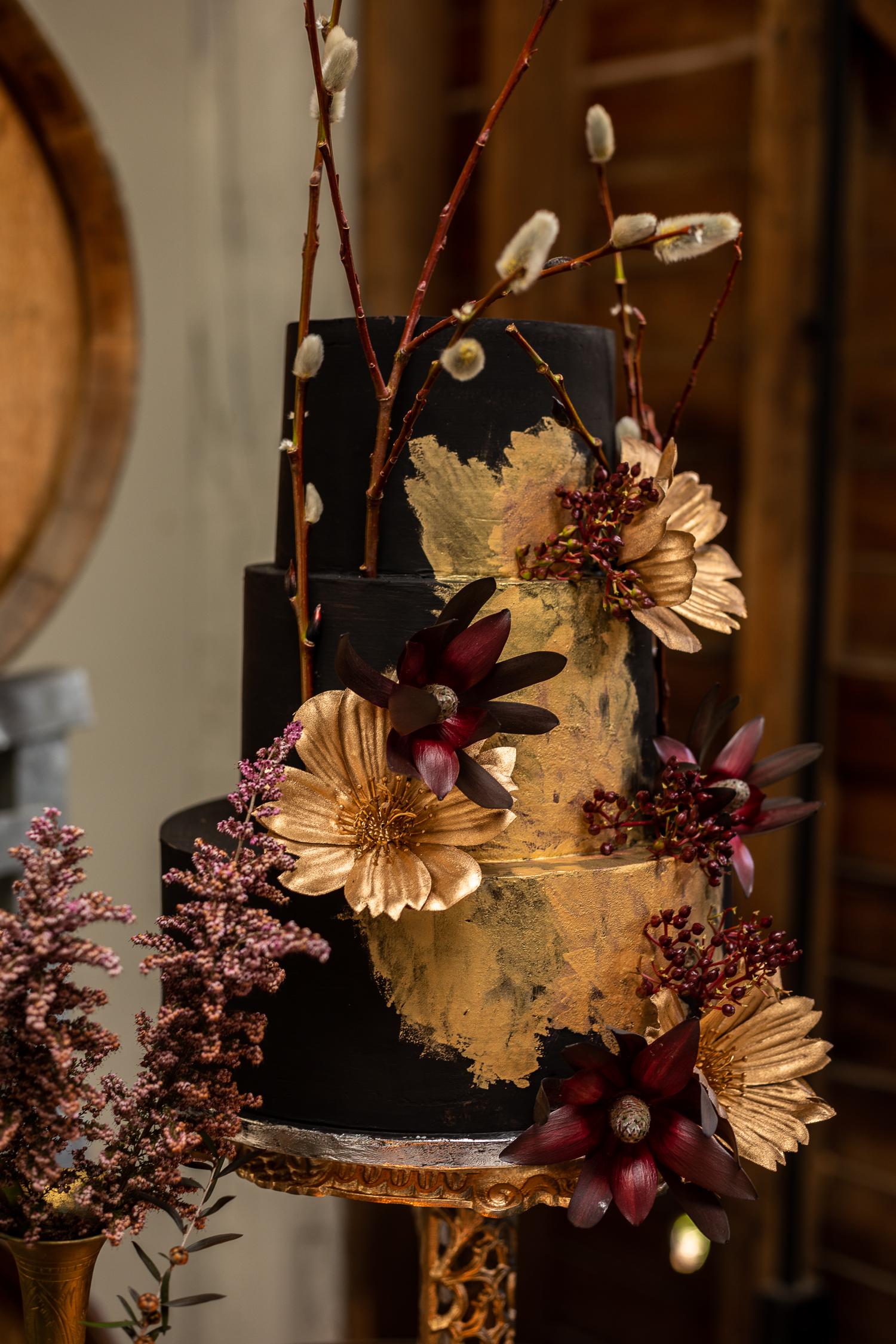 Styled wedding shoot at Black Barn Winery in Hawkes Bay