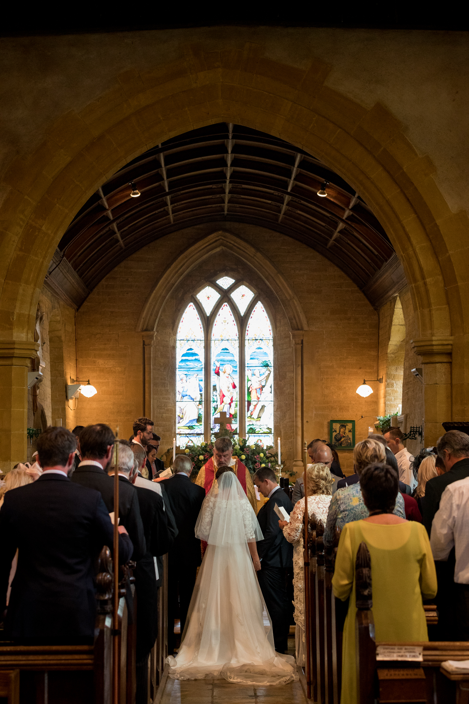 english garden wedding farthingstone