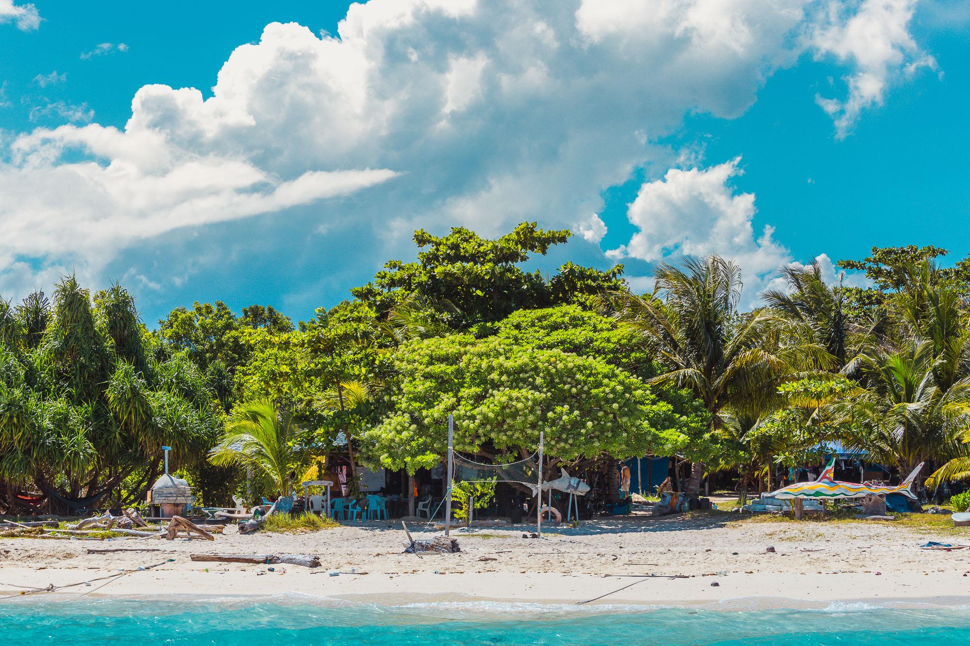 TRACC Pom Pom Island