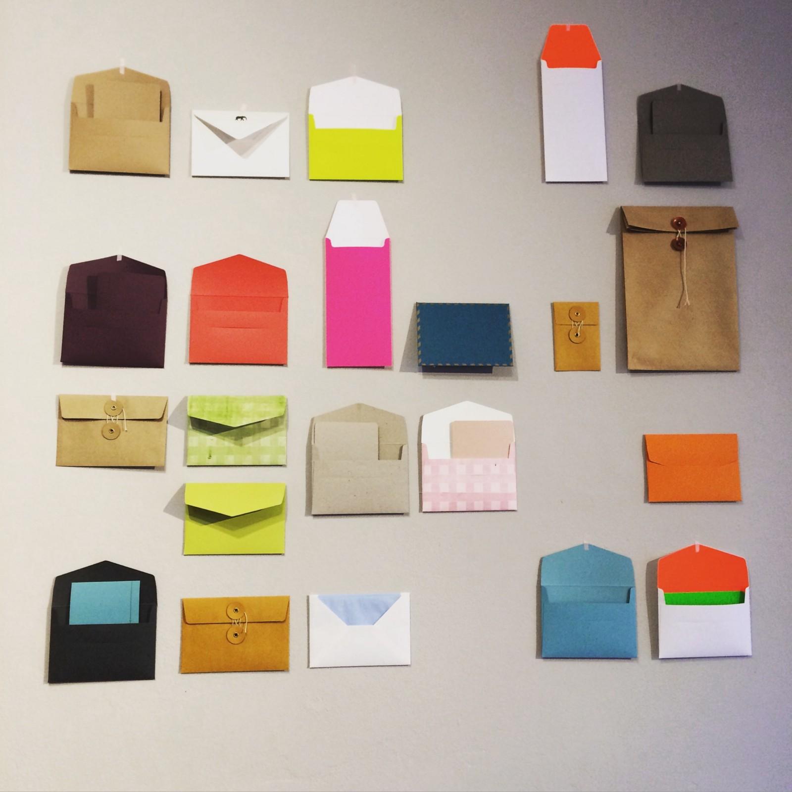 Envelopes at Luiban