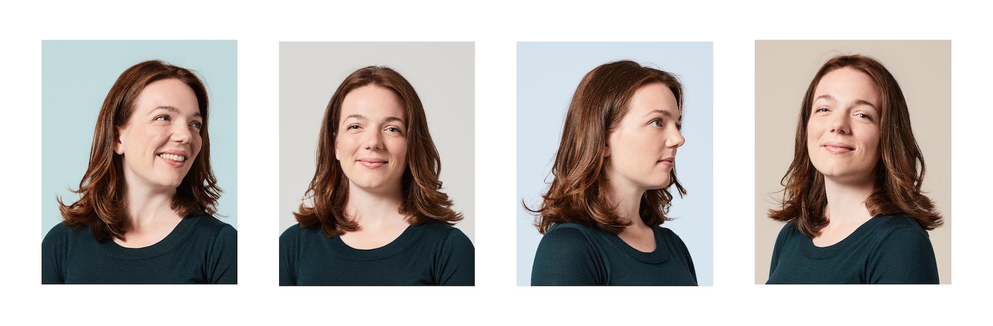 Portraits by  Helena Price  at  Dagmar Studios