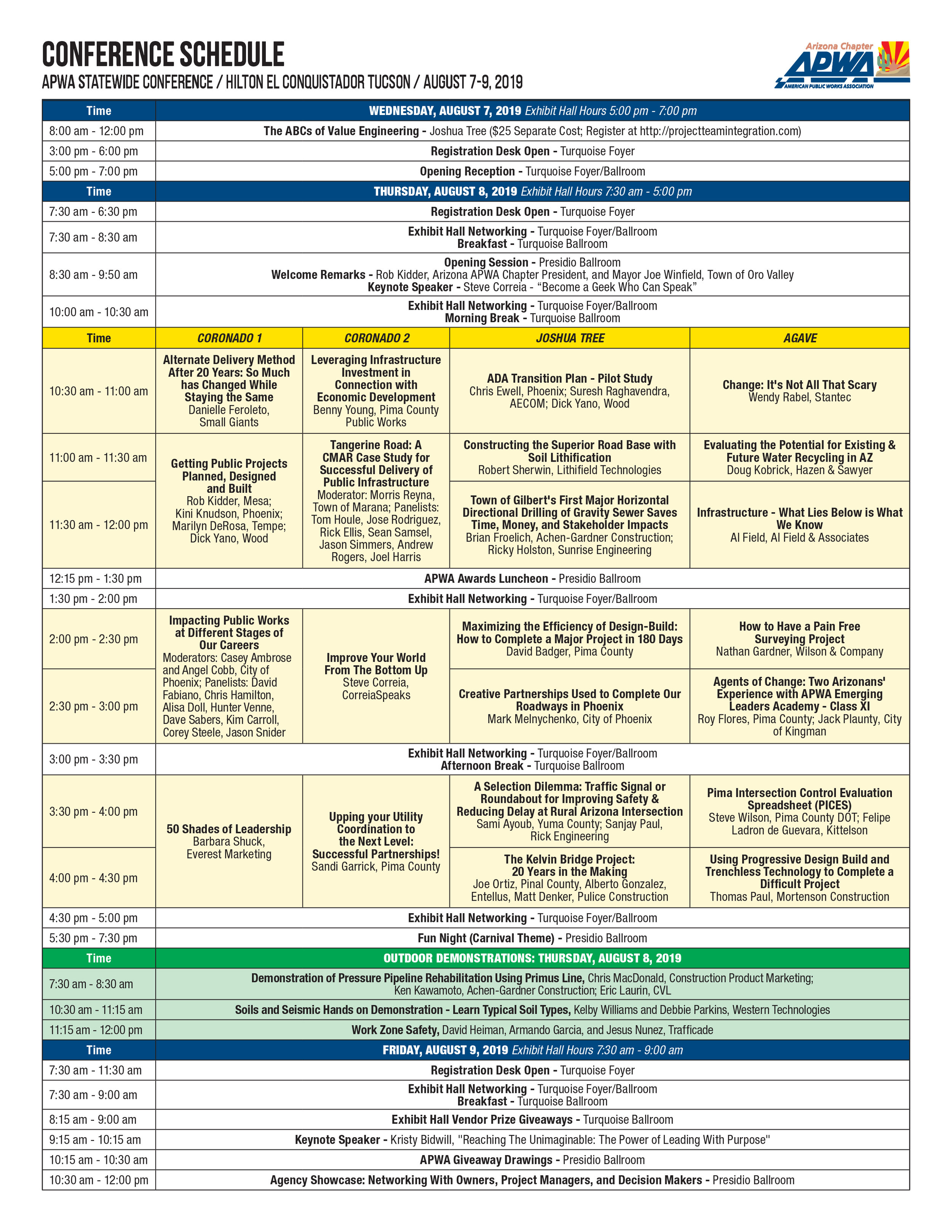 APWA 2019 CONFERENCE SCHEDULE DRAFT 08-05-19.jpg