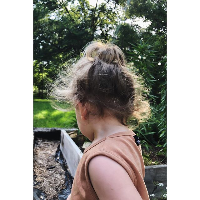 My garden girl 🌱  #keepaustynwild #harrisoncollective  #lifeinETX