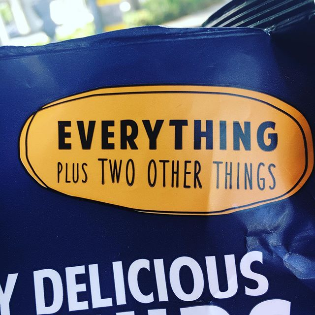 """""""Everything...plus two other things."""" #ilovematzo #silly"""