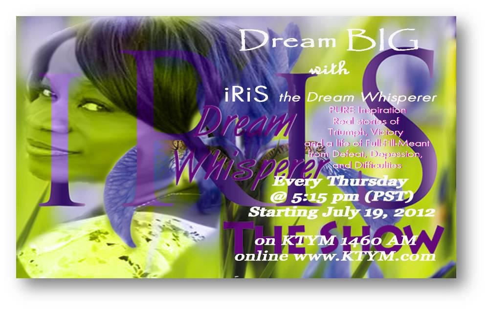 Dream BIG 15 mins PURE INspiration
