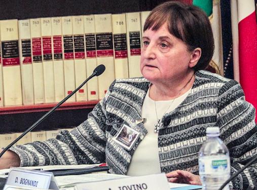 DORA BOGNANDI    National Secretary of AIDLR (International Association for the Defence of Religious Liberty)