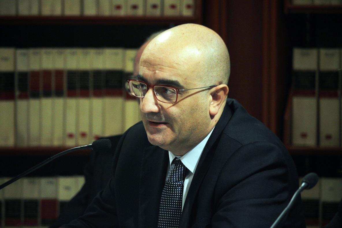ON. LUIGI LACQUANITI    Member of Parliament - XVII Legislature