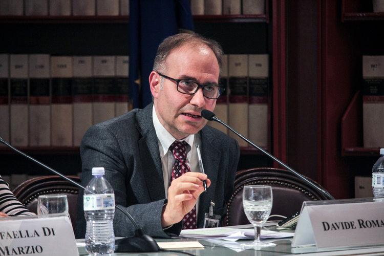 DAVIDE ROMANO    Editor of Coscienza e Libertà, the Journal of AIDLR (International Association fo the Defence of Religious Liberty)