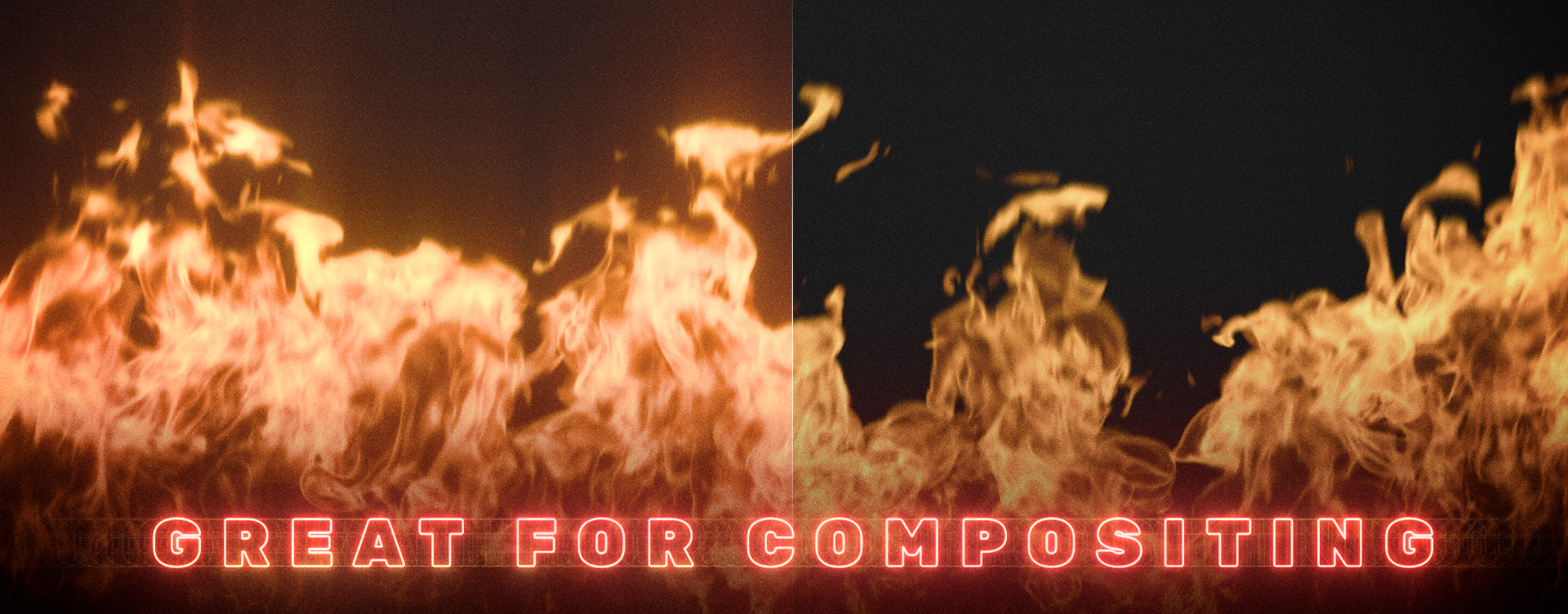 Great for compositing CG elements. Simulate bloom and illuminate objects.