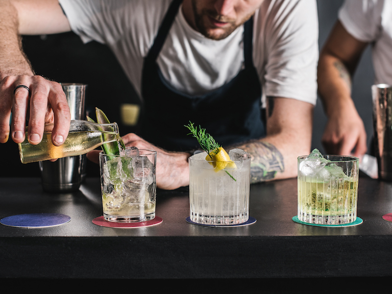 Cocktail Bars - Recipes and methods at your fingertips.Price complicated drinks accurately.Make changes to your menu quickly.Track stock movement more accurately.Looks great and doesn't take up space.Works with Xero to reduce admin.Your ideal package: Medium + Control + Regulr