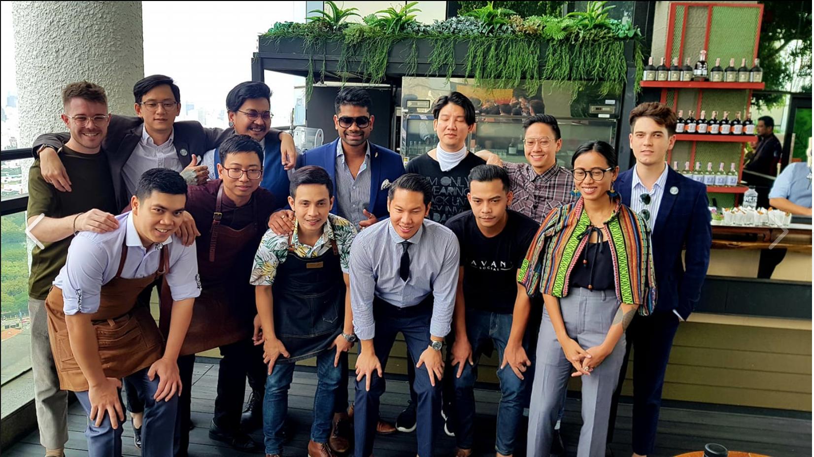 - Legends at Banyan Tree, Bangkok