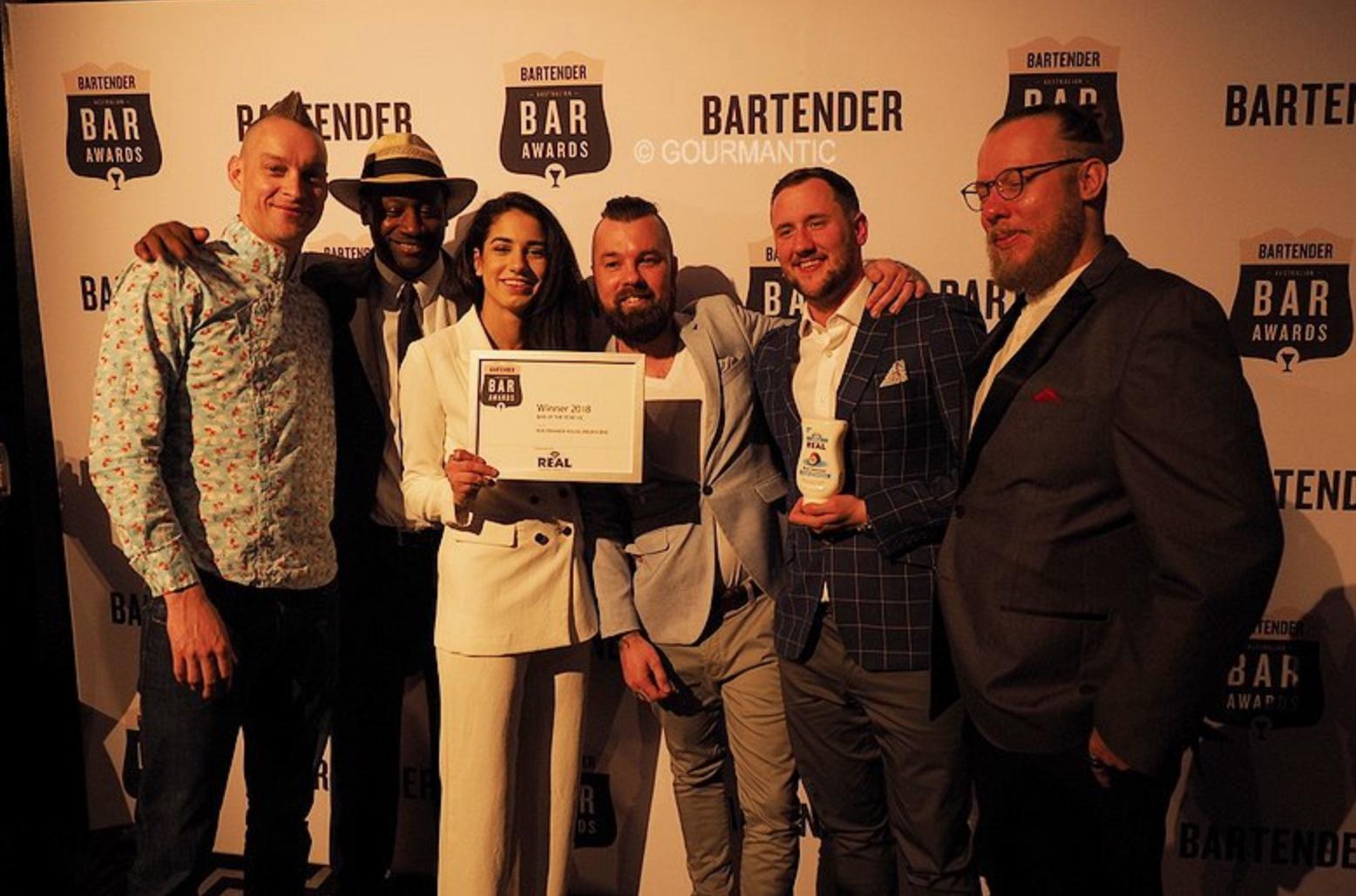 - 2018 Australian Bar Awards