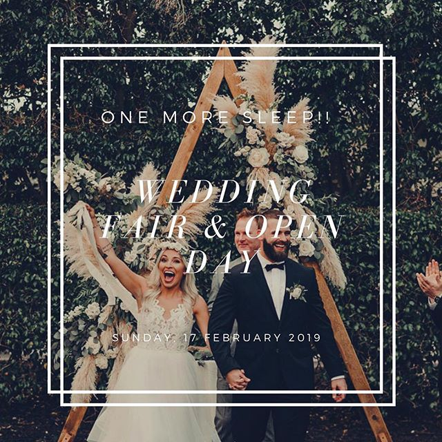 We are SO excited to meet so many loved up couples tomorrow!! It's a free event so be sure to bring your tribe along. Haven't RSVP yet, link is in bio❣️⠀ ⠀ ⠀ ⠀ ⠀ ⠀ ⠀ ⠀ ⠀ ⠀ ⠀ #weddingfair #wedding #weddingday #weddingfairytale #bride #weddingexpo #weddingphotography #brideandgroom #weddingexhibition #gardenwedding #weddingvenue #weddingideas #weddinginspo #weddingplanner #love #weddingflowers #weddingorganizer #weddingvenueshopping #weddingdetails #catering #destinationwedding #weddingdecor #engaged #solgardenweddings