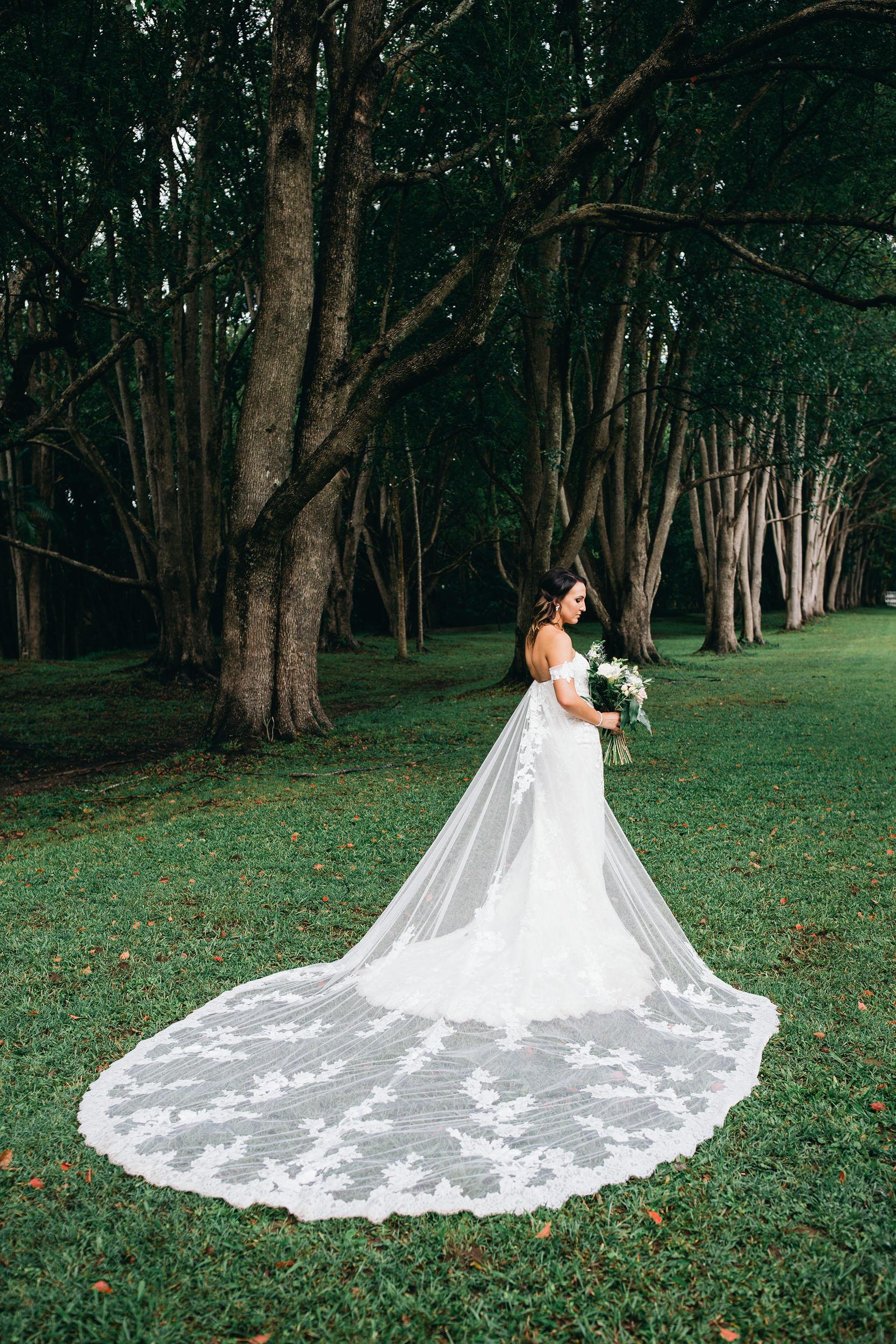 Garden Weddings Gold Coast