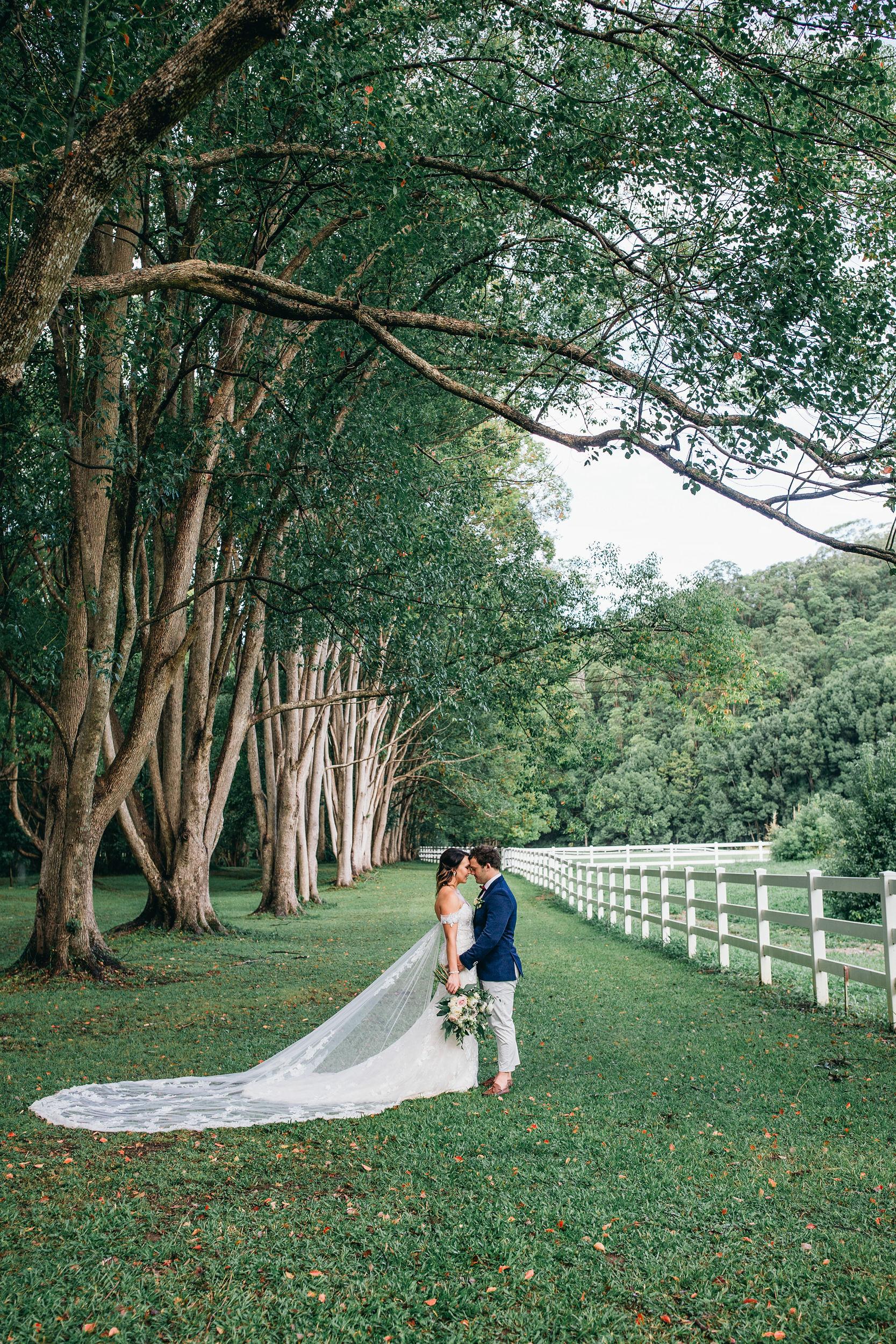 Currumbin Valley Weddings