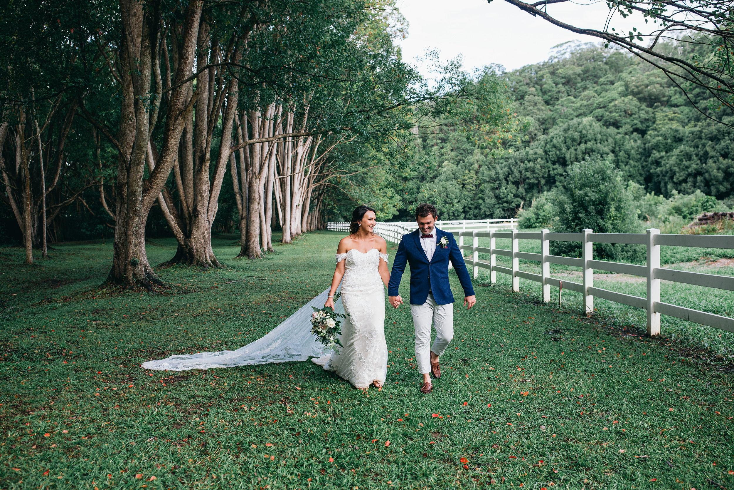 Gold Coast Hinterland Weddings