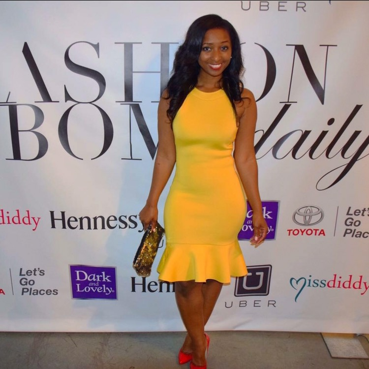 Fashion Bomb Daily  red carpet.