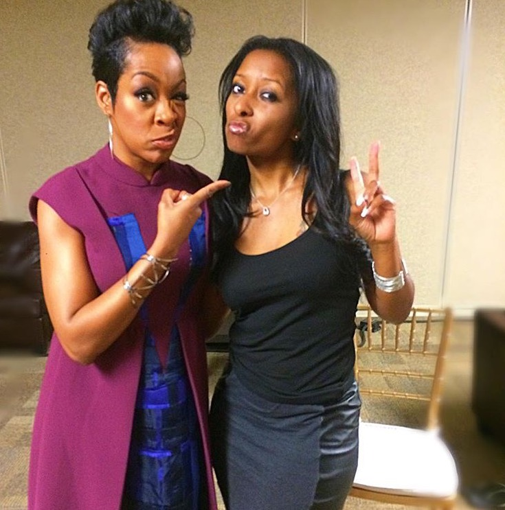 Fun interview with Tichina Arnold.