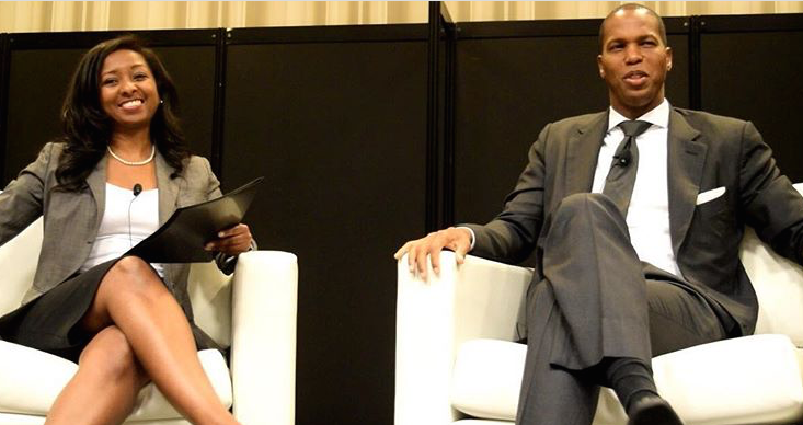 Interviewing Mandell Crawley. Chief Marketing Officer, Morgan Stanley.