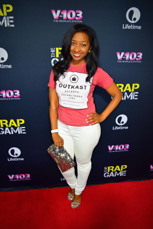 'The Rap Game' premiere